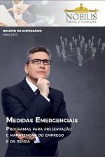 Boletim do Empresário de Maio/2020